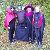 Halloween-Quartett - 2190