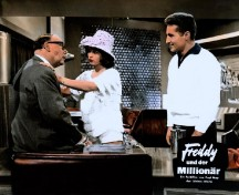 Freddy und der Millionaer