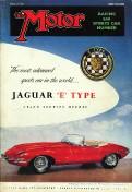 Jaguar E - 1961