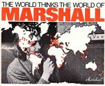 Marshall - Katalog 1971