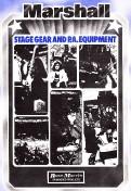 Marshall - Katalog 1974