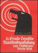Rundfunkausstellung 1936