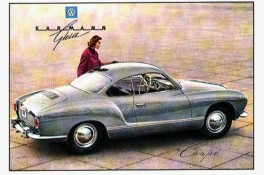 VW Karman Ghia 6