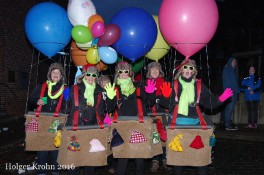 Ballonmiezen - 5553