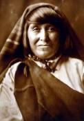 Acoma-Indianerin 1