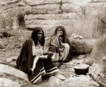 Apache-Frauen