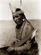 Blackfoot-Indianer