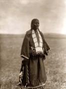 Brule-Indianerin