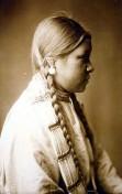 Cheyenne-Maedchen