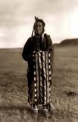 Hidatsa-Indianer