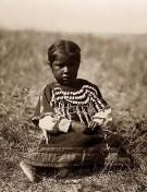 Indianer-Baby