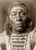 Indianer-Bemalung