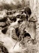 Indianer-Fischer