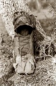Indianer-Papoose