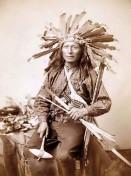 Indianer-Tomahawk
