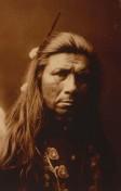 Nespilim-Indianer
