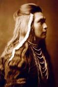 Nez-Perce-Indianer