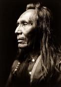 Nez-Perce-Indianerin