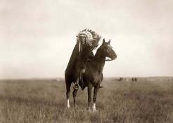 Sioux-Haeuptling