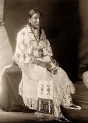 Sioux-Maedchen