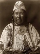 Yakima-Frau