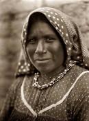 Yaqui-Indianerin
