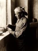 Zuni-Handwerker
