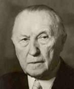 Adenauer Konrad II