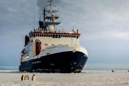 Forschungsschiffe