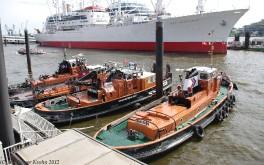 Hafenschlepper - 5596
