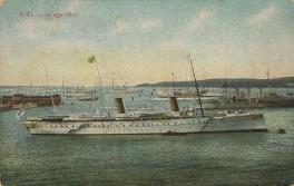 Kaiseryacht Hohenzollern