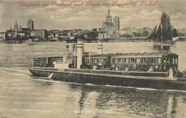 Putbus - Trajectschiff