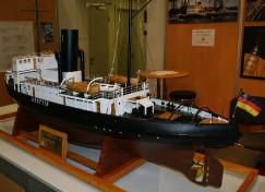 Stettin - Modell