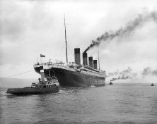 Titanic in Belfast