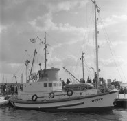 Weser - Rettungsboot