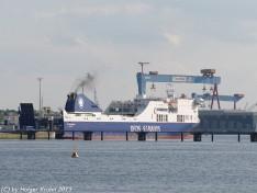 Victoria Seaways - 3701