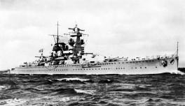 Admiral Scheer IV