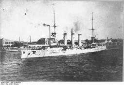 SMS Emden - Kreuzer