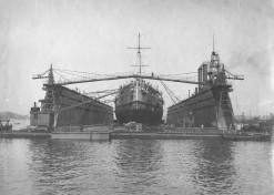 SMS Helgoland - Linienschiff