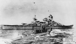 Scharnhorst und  U 47