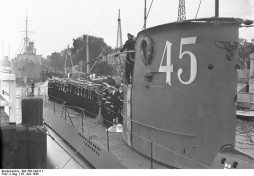 U 45 -  (Typ VII B)