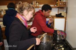 Gemeinsam kochen
