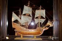 Modellschiff I