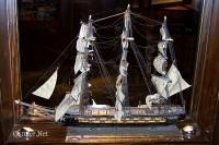 Modellschiff IV