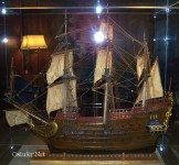 Modellschiff V
