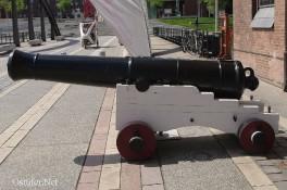 Schiffskanone - 6044