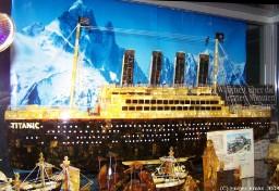 Titanic aus Bernstein