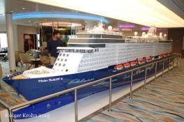 Mein Schiff 4 - Modell