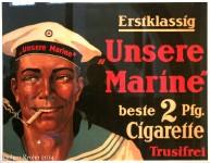 Unsere Marine - Cigarette