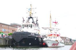 Kiel und Berlin